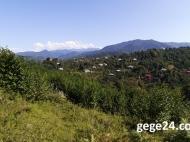 Купить частный дом в курортном районе Кобулети. Продается земельный участок в Хуцубани, Грузия. Фото 2