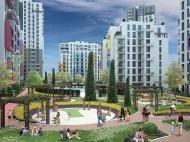 """""""Green Diamond"""" - жилой комплекс в центре Тбилиси. Апартаменты в новом жилом комплексе """"Green Diamond"""" в Тбилиси, Грузия. Фото 13"""