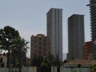 Новостройка у моря в Батуми. 26-этажный жилой комплекс у моря в Батуми, на ул.Леха и Марии Качинских. Фото 6