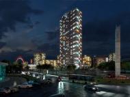"""Комфортабельные апартаменты у моря в элитном комплексе """"Аллея Палас"""" Батуми. Апартаменты гостиничного типа в ЖК """"Alley Palace"""" Батуми, Грузия. Фото 13"""