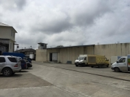 Manufacturing base in Batumi, Georgia. Active production in Batumi, Georgia. Photo 8