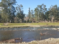 Земельный участок на берегу реки Чарнали, Батуми. Фото 3