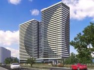 """""""DS White Line"""" - элитный жилой комплекс у моря на новом бульваре в Батуми. Апартаменты с видом на море в новом жилом комплексе в Батуми, Грузия. Фото 1"""