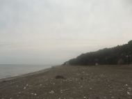 Участок с видом на море в Шекветили, Грузия. Фото 5