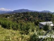 Купить частный дом в курортном районе Кобулети. Продается земельный участок в Хуцубани, Грузия. Фото 6