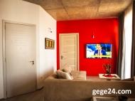 Квартира с ремонтом и мебелью в новостройке Батуми с видом на море. Фото 7
