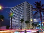 Новый элитный комплекс гостиничного типа у моря в центре Батуми. 14-этажный жилой комплекс у моря в центре Батуми на ул.Леха и Марии Качинских в центре Батуми, Грузия. Фото 5