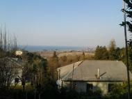Участок с видом на море. Кобулети, Аджария, Грузия. Фото 1