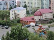 Квартира в Батуми с ремонтом и мебелью. Купить квартиру в Батуми с видом на город и горы. Фото 2