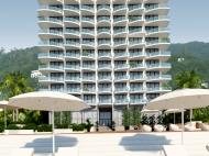 Рanorama Kvariati - новый французский апарт-отель у моря в Квариати. Апартаменты в апарт-отеле на первой линии моря в Квариати, Грузия. Фото 1