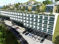 Жилой комплекс гостиничного типа в пригороде Батуми. Апартаменты в ЖК гостиничного типа в Ахалсопели, Аджария, Грузия. Фото 9