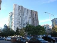 22-этажный дом у моря в Батуми на углу ул.Кобаладзе и ул.Т.Абусеридзе. Квартиры по ценам от строителей в Батуми, Аджария, Грузия. Фото 3