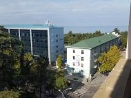Квартира с видом на море и парк 6 мая в центре Батуми,Грузия. Купить квартиру в новостройке Батуми,Грузия. Фото 2