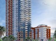 """""""Alpha Heights"""" - уникальный и высокотехнологичный жилой комплекс у моря в Батуми. Комфортабельные апартаменты с видом на море в Батуми, Грузия. Фото 1"""