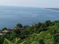 Участок с видом на море в Квариати. Купить участок с видом на море в Грузии. Фото 3
