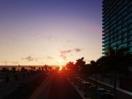 """Апартаменты в ЖК гостиничного типа """"ORBI Beach Tower"""" на берегу моря в Батуми. 34-этажный элитный жилой комплекс гостиничного типа """"ORBI Beach Tower"""" у моря на ул.Ш.Химшиашвили в Батуми, Грузия. Фото 4"""