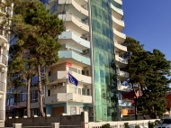 Residential complex of hotel type near the sea in the center of Kobuleti. Apartments by the sea in a residential complex of hotel type in the center of Kobuleti, Georgia. Photo 2