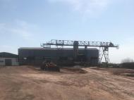 Завод по производству сухих строительных смесей. Купить действующее производство в Поти, Самтредия, Грузия. Фото 1